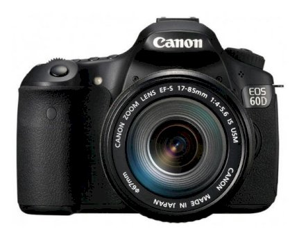 Canon EOS 60D (EF-S 17-85mm F4-5.6 IS USM) Lens Kit