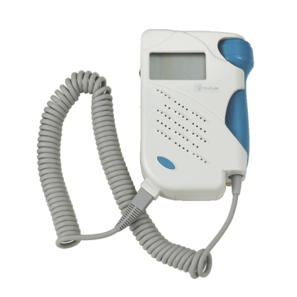 Doppler tim thai Medgyn Ultrasonic Doppler Basic