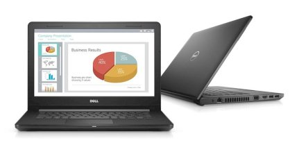 Dell Vostro V3468 (7008-7405) (Intel Core i3-7100U 2.4GHz, 4GB RAM, 1TB HDD, VGA Intel HD Graphics 620, 14 inch, Windows 10 Licence)