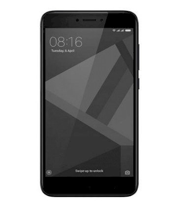 Xiaomi Redmi 4X (2GB RAM) Black