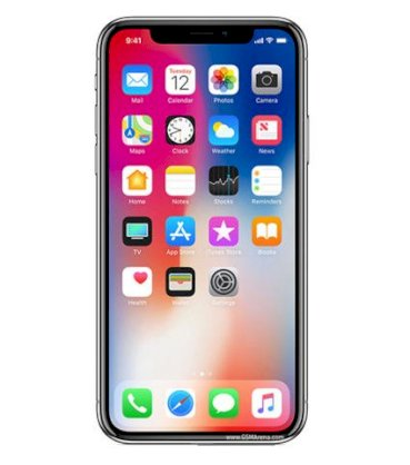Apple iPhone X 64GB Space Gray (Bản quốc tế)
