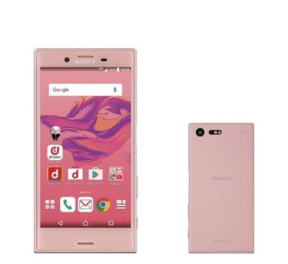 SONY Xperia X Compact Pink