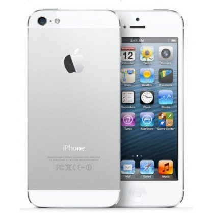 Vỏ Iphone 5 White