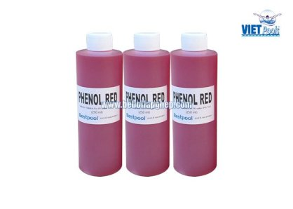Dung dịch test Clo Phenol Red
