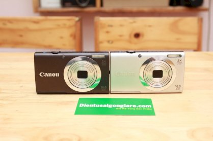 Canon PowerShot A2400 IS - Mỹ / Canada