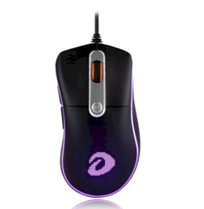 Mouse Dareu S100 RGB USB Black