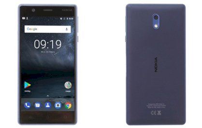 Điện thoại Nokia 3 (Tempered Blue)