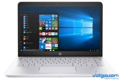 Laptop HP Pavilion 14-bf115TU 3MS11PA Core i5-8250U/Win10 (14 inch) - Silver