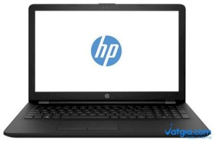 Laptop HP 15-bs648TU 3MS05PA Pentium-N3710/Win 10 (15.6 inch) - Black