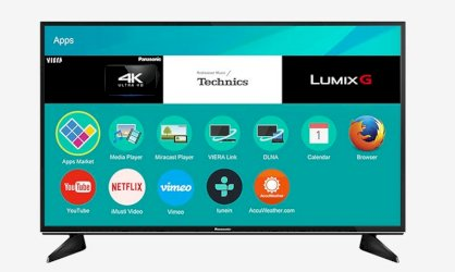 Smart Tivi Panasonic 4K 49 inch TH-49FX600V