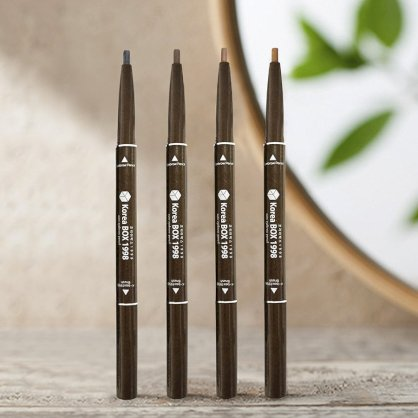 Chì Kẻ Mày Nâu Korea Box1998 Autu Eyebrow Pencil