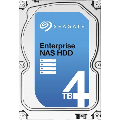Seagate  Enterprise NAS HDD + Rescue ST4000VN0011