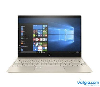 HP Envy 13-ah1010TU (5HY94PA)/i5-8265U/8GB/128GB SSD/13.3/Gold/ Win10