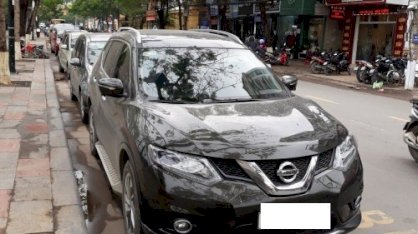 Xe Nissan X Trail Luxury AT model 2017