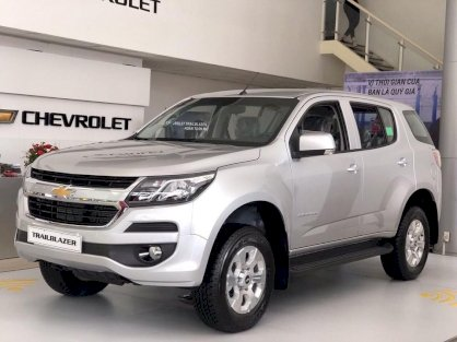 Chevrolet Trailblazer 2.5 LT 4×2 AT 2019