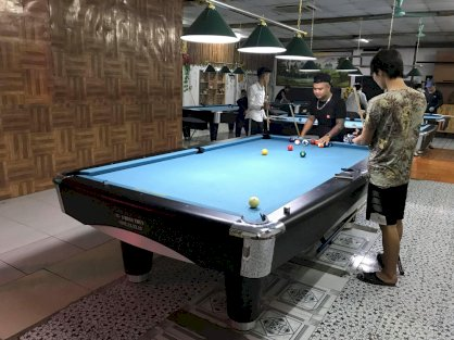 Bàn Billiard Aileex  290x170x82