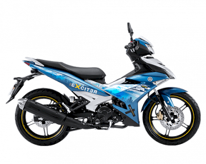 YAMAHA Exciter 2019 - Dawn