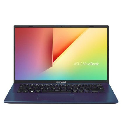 Laptop Asus VivoBook 14 A412FA-EK378T (Xanh / Intel Core i3-8145U 2.10 GHz up to 3.90 GHz, 4MB)