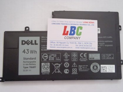 Pin (battery) DELL Inspiron 5447 5448 5547 5442 5542.... 4cell