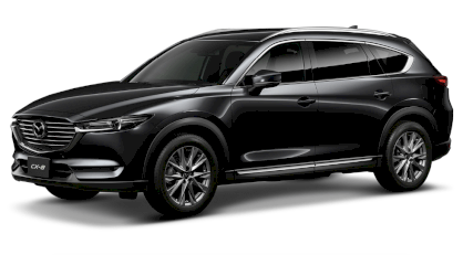 Mazda CX-8 Luxury 2.5L + 6AT (Đen 41W)