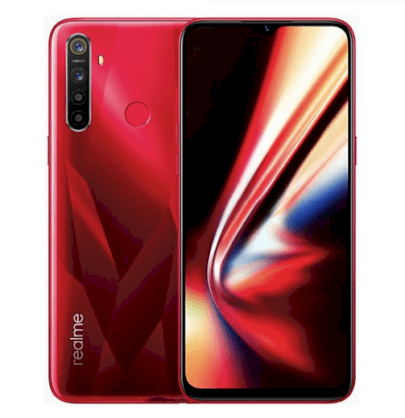 Realme 5s 4GB RAM/64GB ROM - Crystal Red