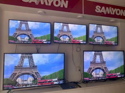 Smart tivi Samyon wifi led 55 inch - 550WF1