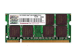 Transcend - DDRam2 - 2GB - Bus 667Mhz - PC 5300 For Notebook