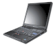 IBM ThinkPad T43 (Intel Pentium M 740 1.73Ghz, 1GB RAM, 40GB HDD, VGA ATI Radeon X300, 14.1 inch, Windows XP Professional)