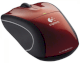 Logitech M505 Red Wireless Laser