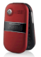 Sony Ericsson Z320i Crimson Red