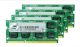 Gskill FA-1333C9Q-16GSQ DDR3 16GB (4x4GB) Bus 1333MHz PC3-10600/10666 For Macbook