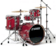 Trống Sonor Bop 4-Piece Shell Red Galaxy Sparkle
