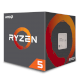 AMD Ryzen Series 5 1600 (3.2GHz turbo 3.6Ghz, 16MB L3 Cache, Socket AM4 )