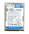Western Digital Blue 750Gb - 5400Rpm - 8Mb Cache - Sata 6.0 Gb/s (Wd7500Bpvt)