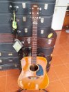 Takamine Elite acoustic guitar TW 28