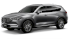 Mazda CX-8 Luxury 2.5L + 6AT (Xám 46G)