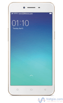Oppo A37 Gold