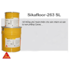 Phụ gia xây dựng Sika Sikafloor 263SL