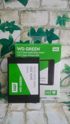 Ổ cứng SSD Western green 120gb