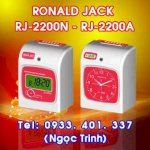 May Bam The Ronald Jack Rj-2200