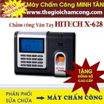 May Cham Cong X628 Gia Re