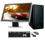 May Tinh Gia Re,may Tinh De Ban,mới 100% Bh 36T : Core 2 Duo,dualcore E5200, Duocore Ce 1.8G ,km Key,mouse,loa,usb,fone