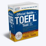 Sách Luyện Thi Toefl Ibt : The Official Guide To The Toefl Ibt With Cd Rom, Third Edition 2009