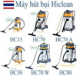 Hiclean Industrial Vacuum Cleaner In Ho Chi Minh - Viet Nam