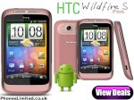 Toàn Quốc: Có Trả Góp: Htc Wildfire S White Pink Grey Android Os V2.3 Gingerbread 5Mp For Woman & Teen - Nokia C6-01 Samsung Galaxy Ace S5830 A3333 (26) (20)