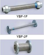Stainless Steel Flexible Joint, Jis 10K Ff Flanged Ends, Threaded Ends, Yoshitake