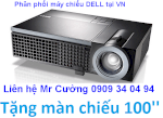 May Chieu  Dell M210X Chinh Hang