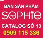 Sophie Paris Việt Nam Catalog Số 13 - Catalog So 13