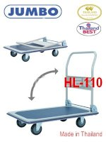 Xe Đẩy Tay Jumbo Made In Thailand  Model: Hl-110, Hb-210