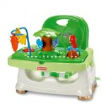 Ghế Ăn Fisher Price M3176 ( Rainforest Healthy Care Booster Seat)